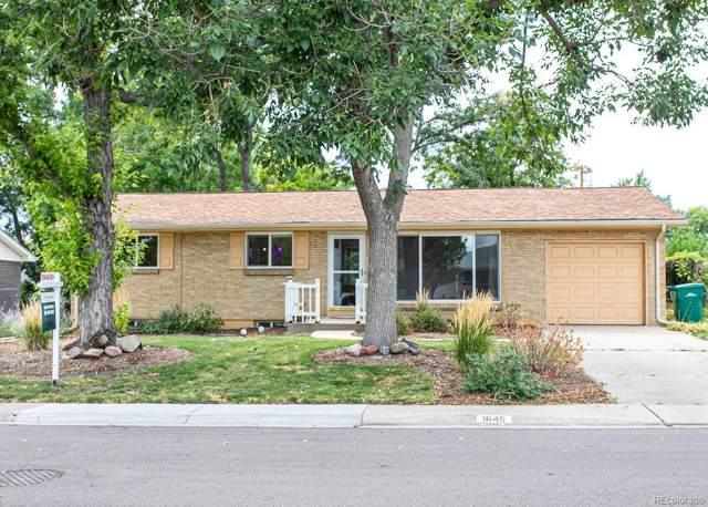1645 Lee Street, Lakewood, CO 80215 (#9490831) :: The Heyl Group at Keller Williams