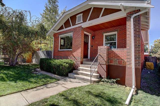 3715 Raleigh Street, Denver, CO 80212 (#9491144) :: Compass Colorado Realty