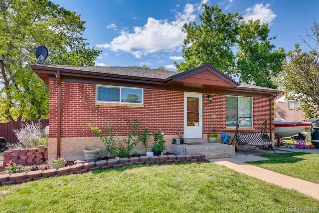 10663 Larson Drive, Northglenn, CO 80233 (MLS #9491396) :: 8z Real Estate