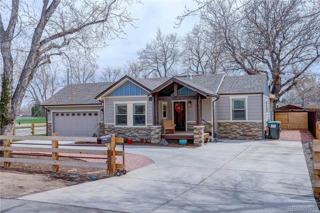 8450 W 20th Avenue, Lakewood, CO 80215 (#9491546) :: The DeGrood Team