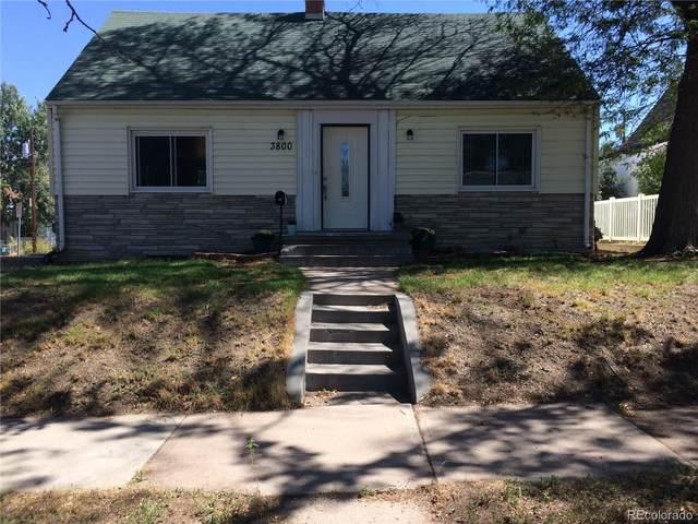 3800 S Sherman Street, Englewood, CO 80113 (MLS #9491705) :: 8z Real Estate