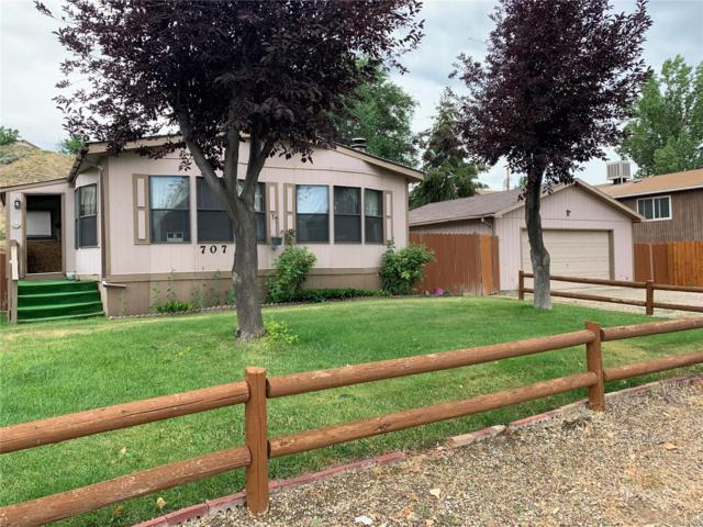 707 Lake Street, Rangely, CO 81648 (#9492198) :: Compass Colorado Realty