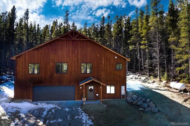 79 Beaver Road, Idaho Springs, CO 80452 (#9492792) :: The DeGrood Team