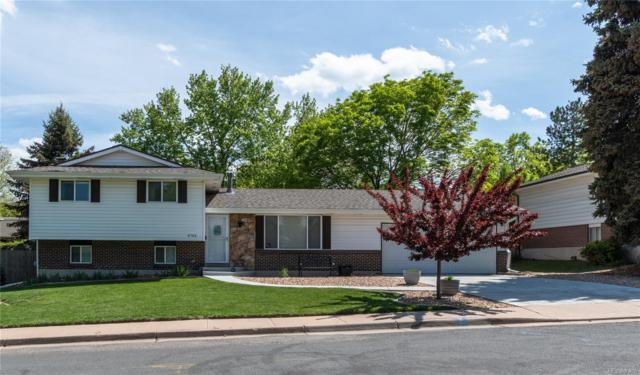 8746 E Girard Avenue, Denver, CO 80231 (#9492817) :: The Heyl Group at Keller Williams