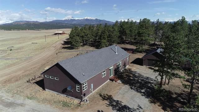 892 Wagon Wheel Road, Hartsel, CO 80449 (MLS #9493021) :: 8z Real Estate