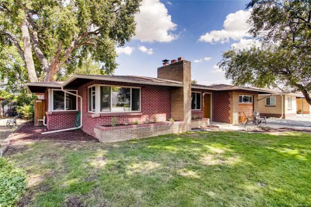 1370 N Upham Street, Lakewood, CO 80214 (#9493066) :: The Peak Properties Group