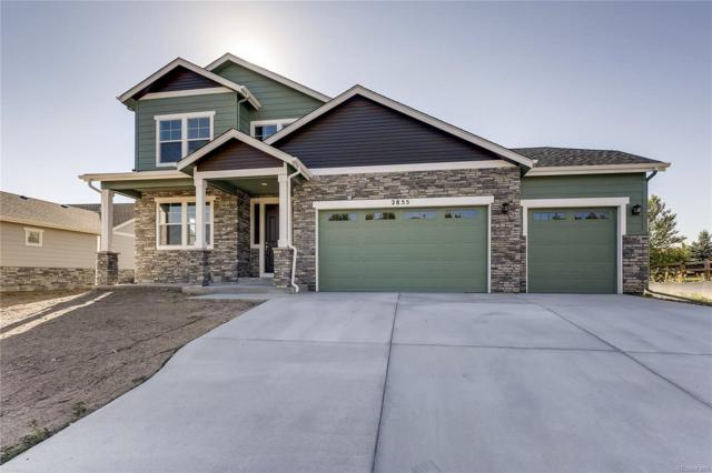 2855 Eagle Circle, Erie, CO 80516 (#9493325) :: The City and Mountains Group