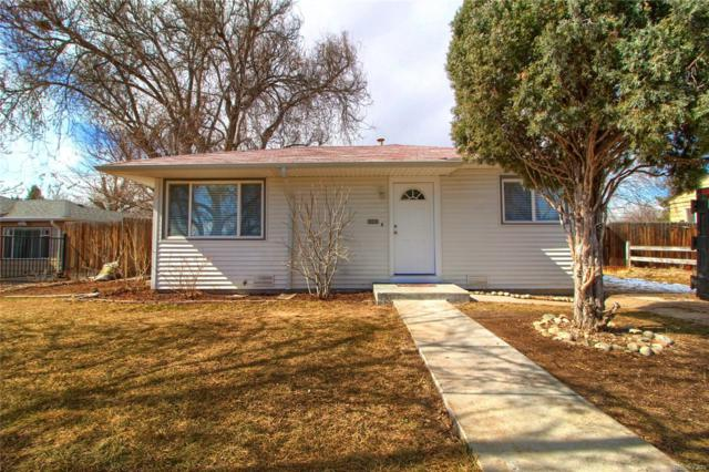 825 S Shoshone Street, Denver, CO 80223 (#9493558) :: Hometrackr Denver