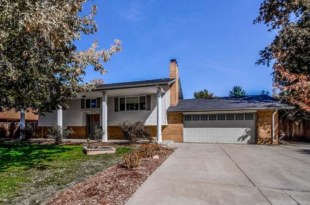 7724 Lewis Street, Arvada, CO 80005 (#9493993) :: The Healey Group