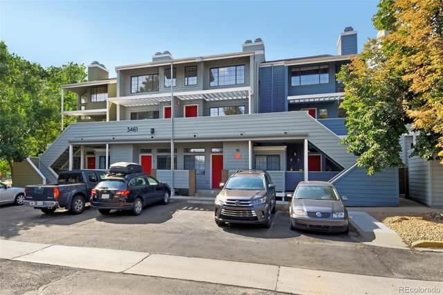 3461 28th Street #7, Boulder, CO 80301 (MLS #9494415) :: 8z Real Estate