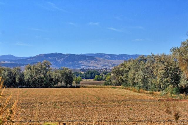 2312 S County Road 21, Loveland, CO 80537 (#9494450) :: The Peak Properties Group