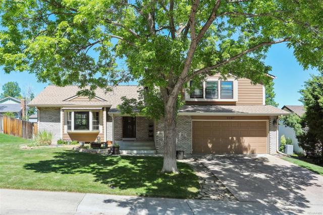 8087 W Frost Place, Littleton, CO 80128 (#9494694) :: The Peak Properties Group