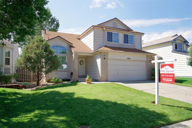 12650 W Gould Drive, Littleton, CO 80127 (#9494712) :: The Peak Properties Group