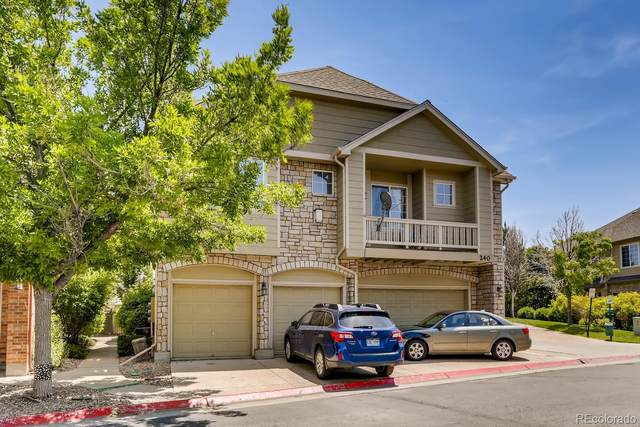 240 Granby Way A, Aurora, CO 80011 (#9494809) :: The DeGrood Team