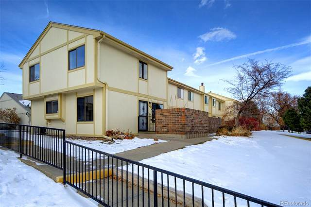 1708 W 102nd Avenue, Thornton, CO 80260 (#9494839) :: The Healey Group