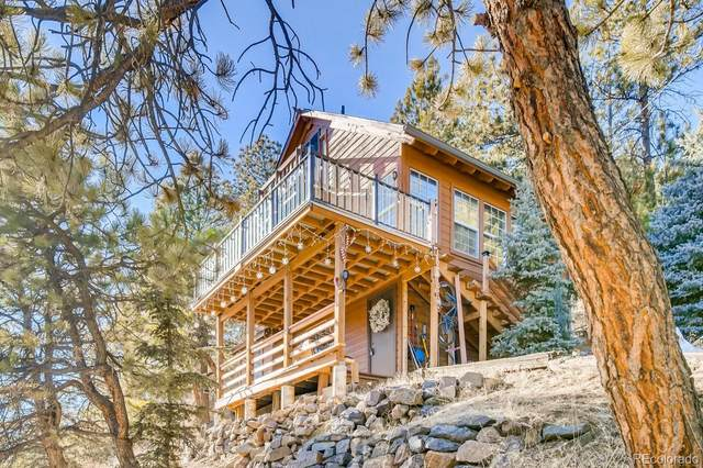 25799 Highway 74, Evergreen, CO 80439 (#9494866) :: The DeGrood Team