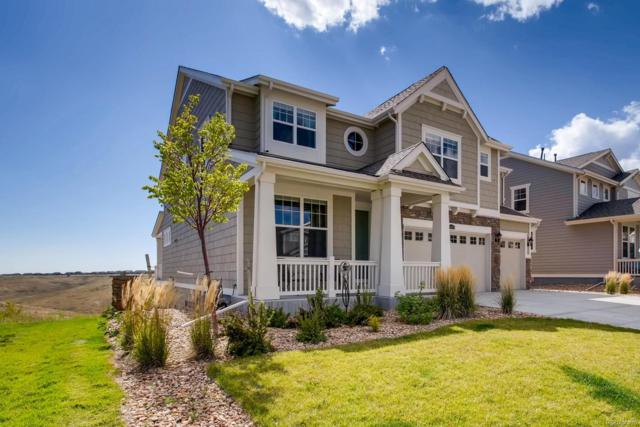 18456 W 83rd Drive, Arvada, CO 80007 (#9495092) :: The Peak Properties Group
