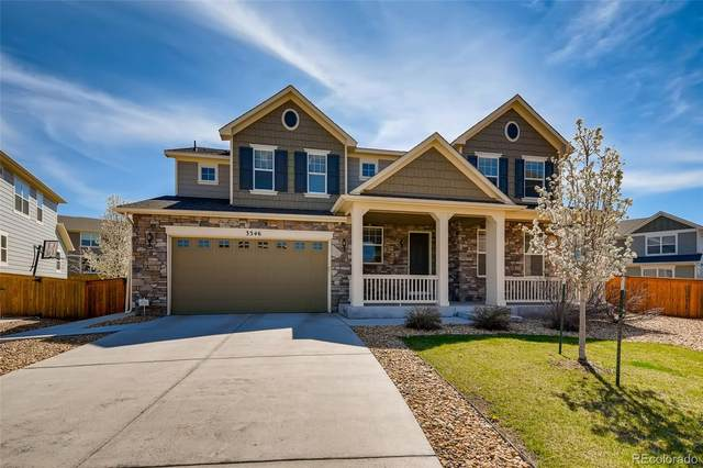 3346 E 143rd Avenue, Thornton, CO 80602 (#9495265) :: HomeSmart