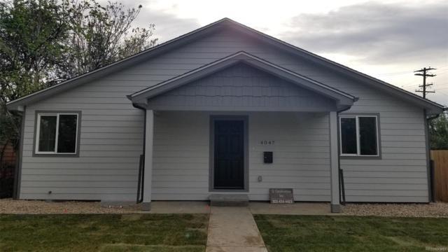 4047 Fillmore Street, Denver, CO 80216 (MLS #9495316) :: 8z Real Estate