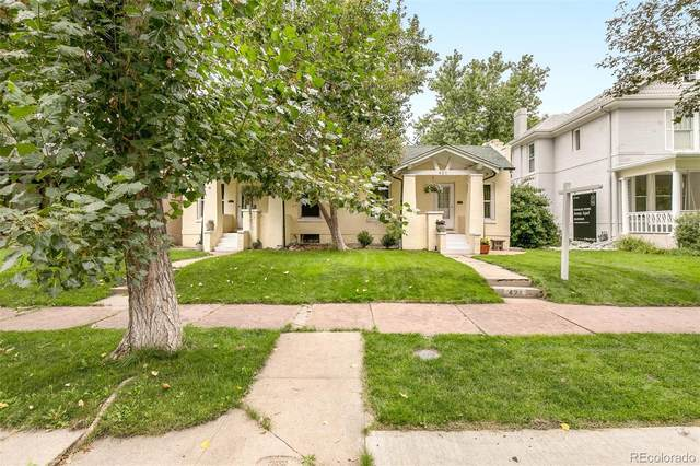 421 N Ogden Street, Denver, CO 80218 (#9495537) :: The Brokerage Group