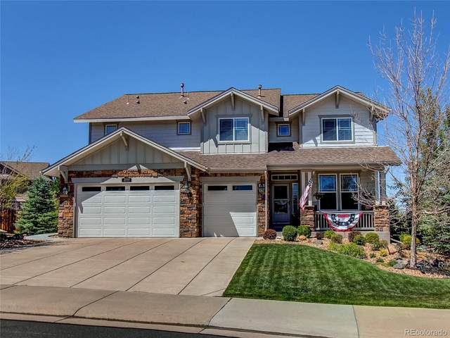 3068 Mashie Circle, Castle Rock, CO 80109 (#9495591) :: The DeGrood Team