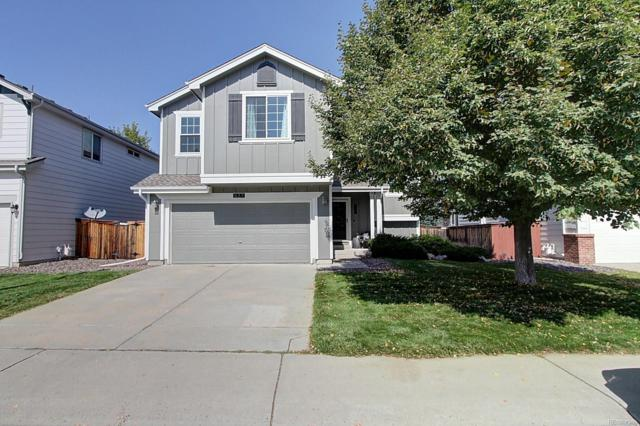 537 Sylvestor Trail, Highlands Ranch, CO 80129 (#9496362) :: The Peak Properties Group