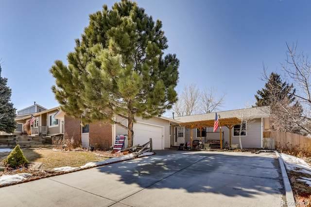 2739 S Rifle Street, Aurora, CO 80013 (MLS #9496530) :: The Sam Biller Home Team