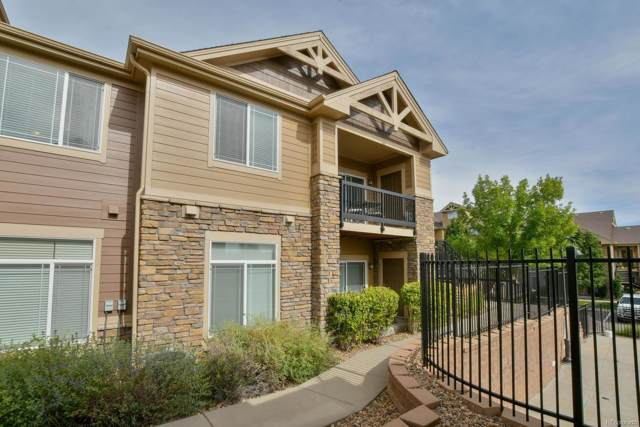 10056 W Unser Drive #208, Littleton, CO 80127 (#9496554) :: Mile High Luxury Real Estate