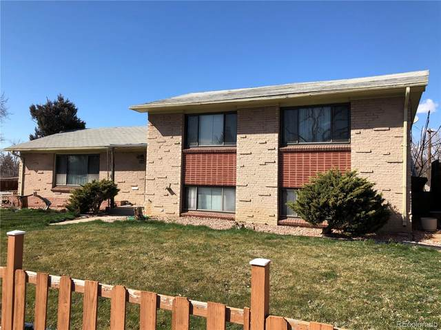 11211 Montview Boulevard, Aurora, CO 80010 (MLS #9496661) :: Kittle Real Estate