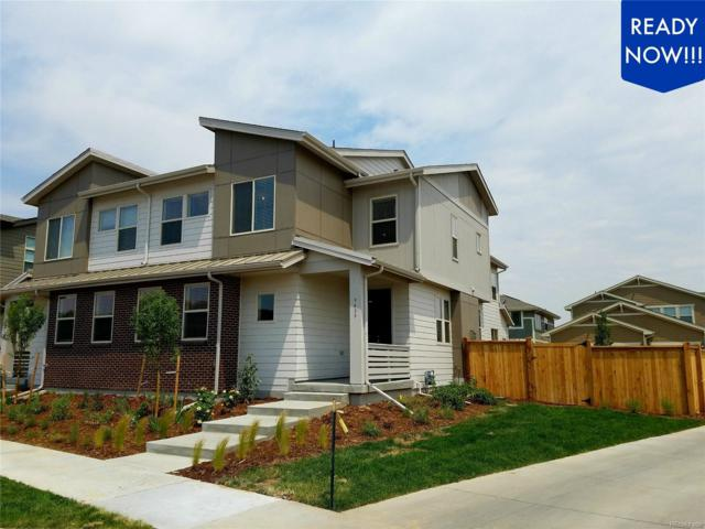 9439 E 58th Place, Denver, CO 80238 (MLS #9496818) :: 8z Real Estate