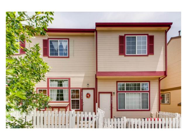 8199 Welby Road #4102, Thornton, CO 80229 (MLS #9497074) :: 8z Real Estate