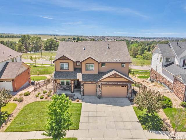 8179 S Country Club Parkway, Aurora, CO 80016 (MLS #9497346) :: Kittle Real Estate