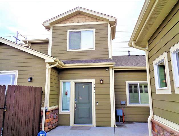 1696 Aspen Meadows Circle, Federal Heights, CO 80260 (#9497372) :: The DeGrood Team