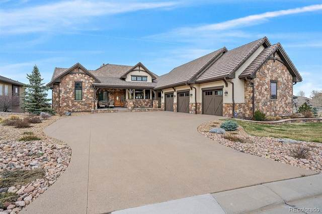 10775 Backcountry Drive, Highlands Ranch, CO 80126 (#9497921) :: Mile High Luxury Real Estate