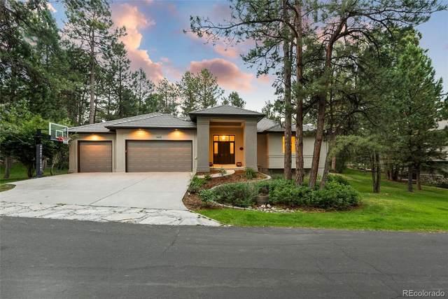 448 Argosy Way, Castle Rock, CO 80108 (MLS #9498172) :: 8z Real Estate