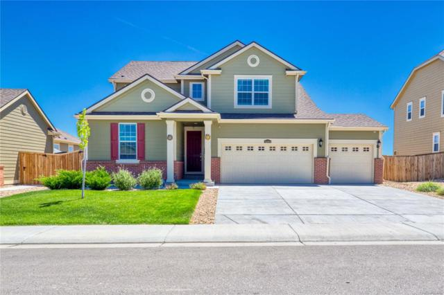 14184 Hudson Way, Thornton, CO 80602 (MLS #9498510) :: Bliss Realty Group