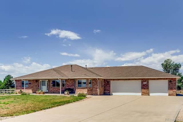 12335 Ursula Street, Henderson, CO 80640 (MLS #9498621) :: Kittle Real Estate