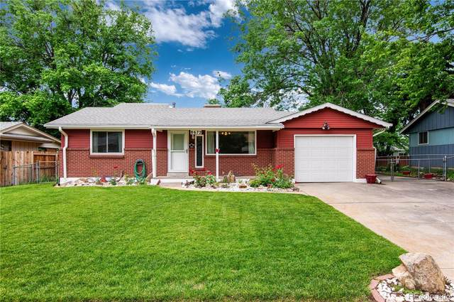 8672 W Colorado Place, Lakewood, CO 80232 (#9498744) :: Bring Home Denver with Keller Williams Downtown Realty LLC