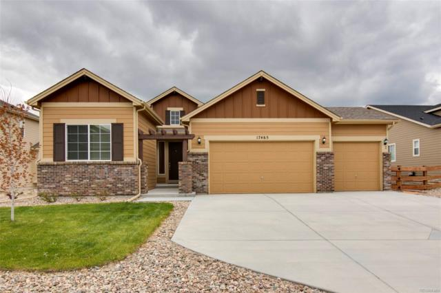 17465 Leisure Lake Drive, Monument, CO 80132 (#9499324) :: The DeGrood Team