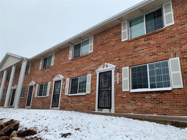 13937 E Bails Place, Aurora, CO 80012 (#9499487) :: Venterra Real Estate LLC