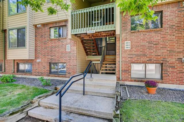 3616 S Depew Street #204, Lakewood, CO 80235 (#9499537) :: Chateaux Realty Group