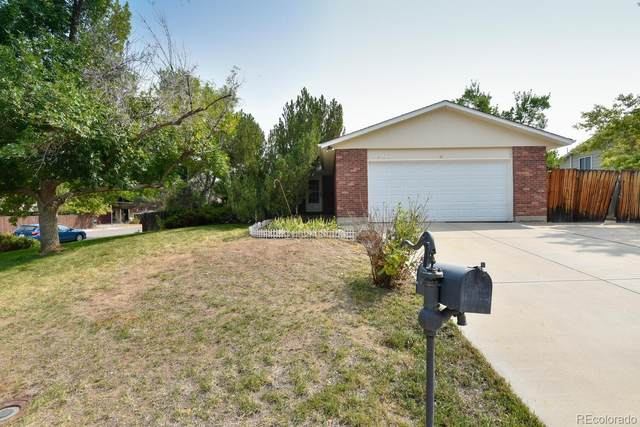 6802 S High Street, Centennial, CO 80122 (#9499538) :: Kimberly Austin Properties