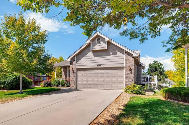 1945 E 135th Way, Thornton, CO 80241 (#9499949) :: The Heyl Group at Keller Williams