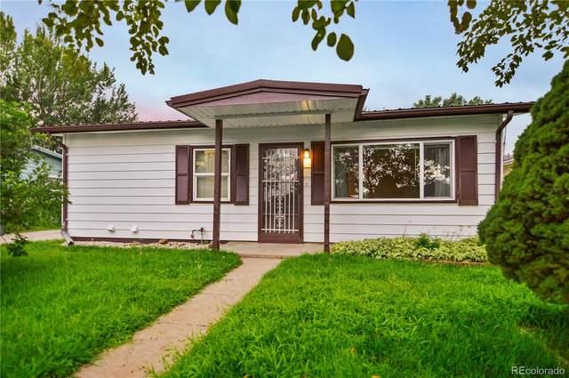 1416 Eaton Street, Brush, CO 80723 (MLS #9499968) :: Neuhaus Real Estate, Inc.