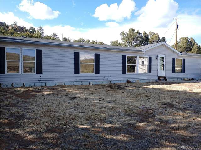 12855 County Road 255, Westcliffe, CO 81252 (#9500254) :: Stephanie Fryncko | Keller Williams Integrity
