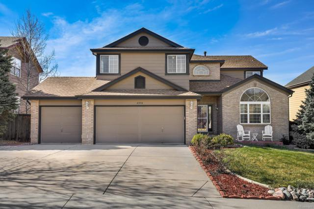 6950 Lionshead Parkway, Littleton, CO 80124 (#9500422) :: The Galo Garrido Group