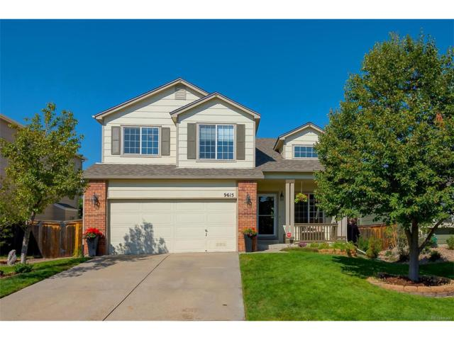 9615 Moss Rose Circle, Highlands Ranch, CO 80129 (MLS #9500440) :: 8z Real Estate