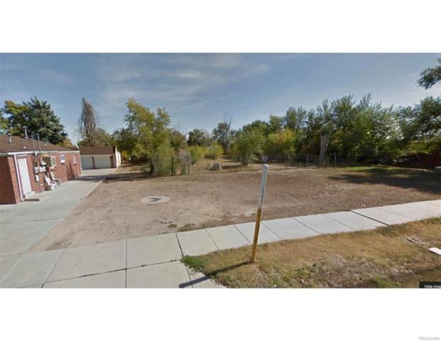 990 S Sheridan Boulevard, Denver, CO 80219 (MLS #9500535) :: 8z Real Estate