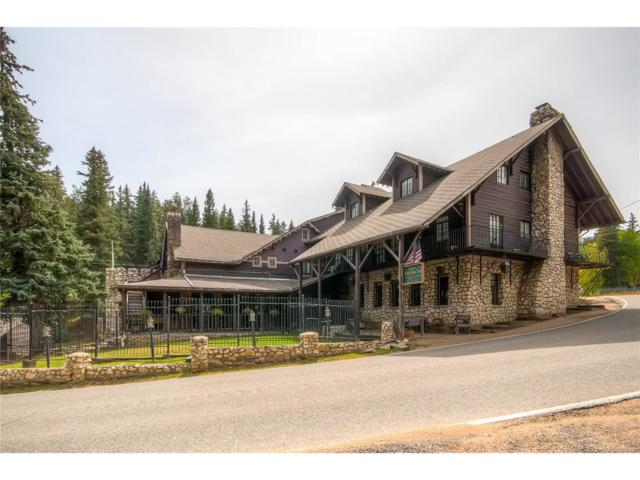 8136 S Brook Forest Road, Evergreen, CO 80439 (MLS #9500594) :: 8z Real Estate