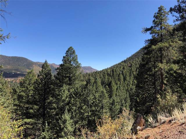0 Belvedere Avenue, Green Mountain Falls, CO 80819 (#9500668) :: Bring Home Denver with Keller Williams Downtown Realty LLC